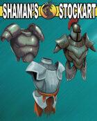 Fantasy Chest plate armor
