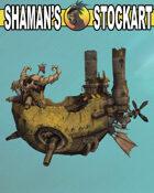 Steampunk Airship 2