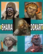 Steampunk Characters 1