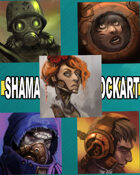 Steampunk Characters 2