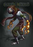 Clawed Fighter Demon