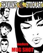 Shaman's Stockart MUG SHOT