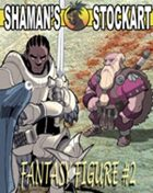 Shaman's Stockart Fantasy Figures 2