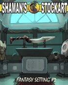 Shaman's Stockart Fantasy Setting #2