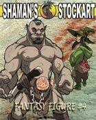 Shaman's Stockart Fantasy Figures 4