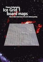 Ice Grid boardgame bases 1