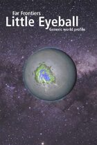 Far Frontiers: Little Eyeball