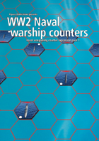 WW2 Naval warship hex counters expansion pack 1