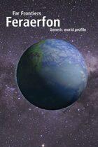 Far Frontiers: Feraerfon