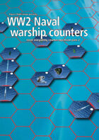 WW2 Naval warship hex counters expansion pack 2