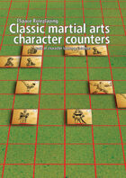 Classic style martial arts character counters