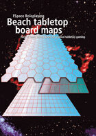 FSpaceRPG Beach tabletop board maps