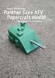 Panther Grav Tank/AFV Papercraft model