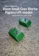 Vixen Small Grav Mortar Papercraft model
