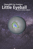 FSpaceRPG Far Frontiers: Little Eyeball