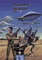 FSpaceRPG Rulebook KAPCON 1995 v2