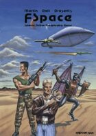 FSpace Roleplaying Science Fiction Roleplaying Game KAPCON 1995 rulebook