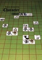 TayanaRPG Character counters pack 1