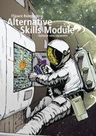 FSpaceRPG Alternative Skills v1 mobipocket edition