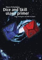 FSpaceRPG Dice and Skill usage primer mobipocket edition
