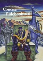 FSpaceRPG Concise Rulebook 4.0