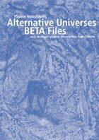 FSpace Roleplaying Alternative Universes BETA Files v1
