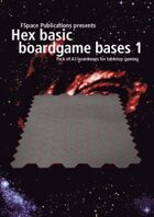 Hex basic boardgame bases 1