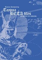 TayanaRPG BETA files