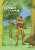 FSpaceRPG Quinkose Contact Scenario v1.2 Mobipocket edition