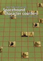 Spacehound character counters