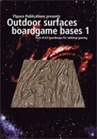 Outdoor surfaces boardgame bases 1