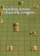 FSpaceRPG Boarding Action character counters