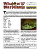 Wisdom from the Wastelands Issue #10: Monsters That Improve with Age 2