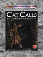 Cat Calls (Swords of Kos Fantasy Campaign Setting)