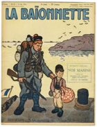 La Baionnette No. 47: Nos Marins (The Bayonet No. 47: Our Marines)