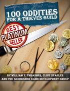 100 Oddities for a Thieves' Guild