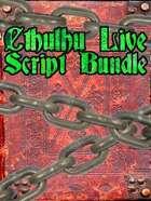 'Cthulhu Live 3rd Edition' Scripts [BUNDLE]