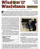 Wisdom from the Wastelands Issue #50: Artifact Quality
