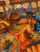 Cards & Quests: An Innovative Fantasy Role-Playing Game