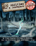 100 Oddities for a Graveyard