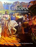 Men & Monsters of Ethiopia: An RPG Sourcebook for 5th Edition