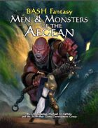Men & Monsters of the Aegean (BASH Fantasy)
