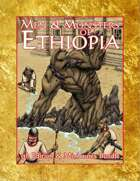"""Men & Monsters"" of Ethiopia Rules and Minis [BUNDLE]"
