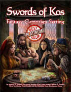 Swords of Kos Fantasy Campaign Setting