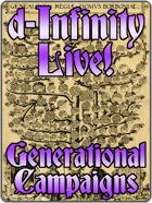 d-Infinity Live! Series 4, Episode 26: Generational Campaigns