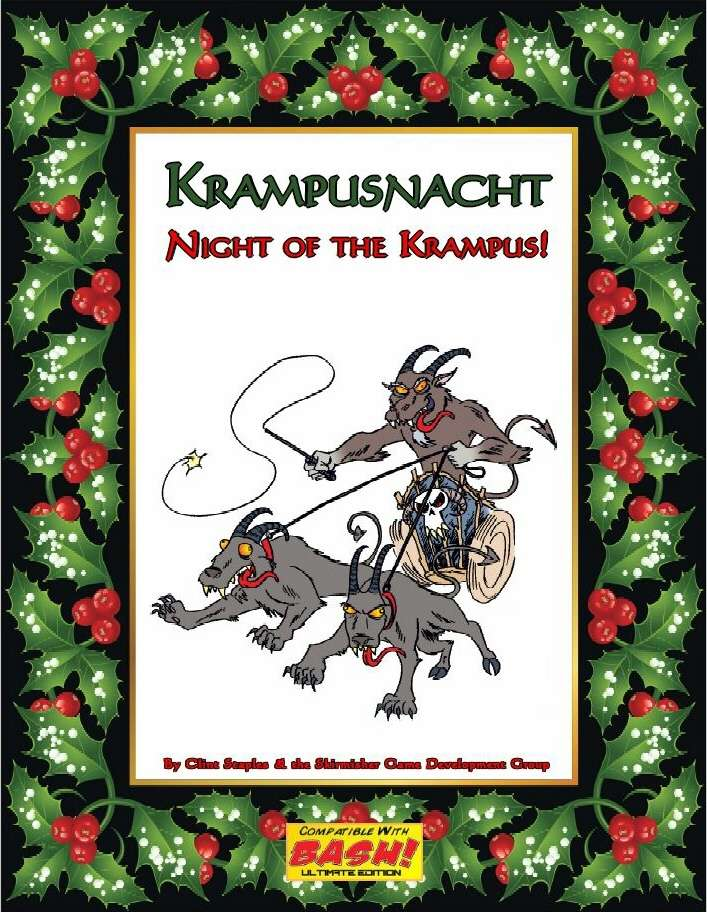 Krampusnacht: Night of the Krampus! (BASH)