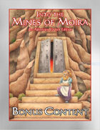 Free Bonus Content for 'Into the Mines of Moira'