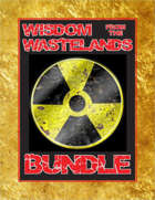 Wisdom from the Wastelands Issues 1-52 [BUNDLE]