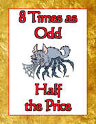 8 Times as Odd, Half the Price [BUNDLE]