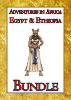 Adventures in Africa: Egypt & Ethiopia [BUNDLE]